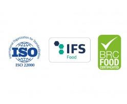 Auditor BRC IFS FOOD...